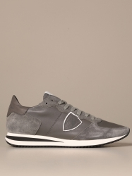 Philippe Model shoes, Code:  TZLU 6003 GREY
