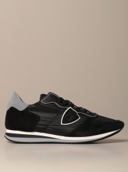 Philippe Model shoes, Code:  TZLU WB10 BLACK