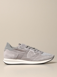 Philippe Model shoes, Code:  TZLU WB12 GREY