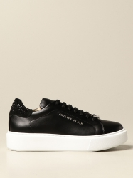 Philipp Plein shoes, Code:  WSC1904 PXV082N BLACK