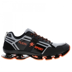 Plein Sport shoes, Code:  MSC2239 STE003N ORANGE