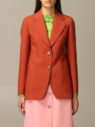 Prada clothing, Code:  P556I 1XA5 COPPER RED