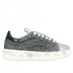 Premiata shoes, Code:  BELLE 4538 GREY