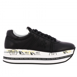 Premiata shoes, Code:  BETH 3873 BLACK