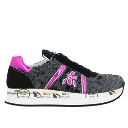 Premiata shoes, Code:  CONNY 4503 BLACK
