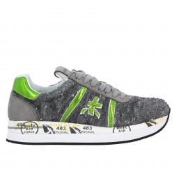 Premiata shoes, Code:  CONNY 4504 GREY