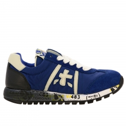 Premiata shoes, Code:  LUCY BLUE