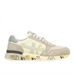 Premiata Schuhe, Code:  MICK 4569 YELLOW CREAM