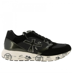 Premiata shoes, Code:  ZACZACD BLACK