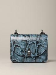 Rebecca Minkoff handbags, Code:  HH19FPYX86 HB H1 GNAWED BLUE