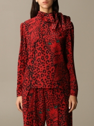 Red Valentino clothing, Code:  UR3AB1Y0 56A RED
