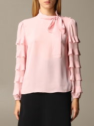 Red Valentino clothing, Code:  UR3ABD95 49G PINK