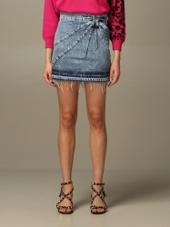 Red Valentino clothing, Code:  UR3DD02S 59W STONE WASHED