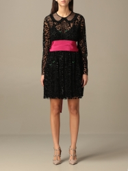 Red Valentino clothing, Code:  UR3VA13F 57V BLACK