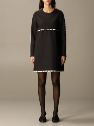 Red Valentino clothing, Code:  UR3VA13X 5B2 BLACK