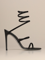 Rene Caovilla shoes, Code:  C10311 105 R001 BLACK
