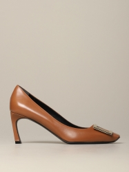 Roger Vivier shoes, Code:  RVW40015280 BSS LEATHER