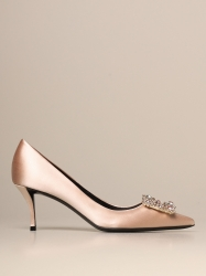 Roger Vivier shoes, Code:  RVW41417620 RS0 NUDE