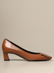 Roger Vivier shoes, Code:  RVW44815280 BSS BROWN