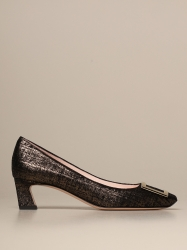 Roger Vivier shoes, Code:  RVW44815280 OYY BRONZE