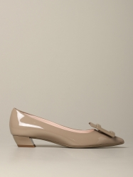 Roger Vivier shoes, Code:  RVW50823430 D1P DOVE GREY