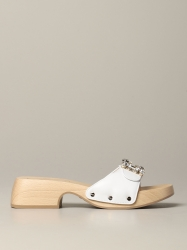 Roger Vivier shoes, Code:  RVW58128560 JUS WHITE