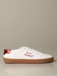 Saint Laurent shoes, Code:  610649 0ZS70 WHITE