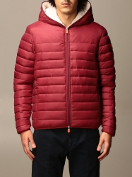 Save The Duck clothing, Code:  D3905M GIGAY RED