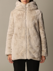 Save The Duck clothing, Code:  D4007W FURYY BEIGE