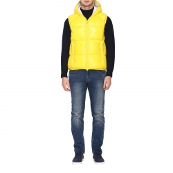 Save The Duck clothing, Code:  D8645M LUCK9 YELLOW