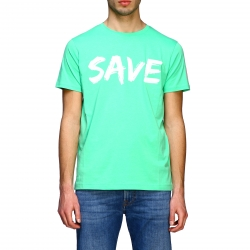 Save The Duck clothing, Code:  DT401M JESYX GREEN