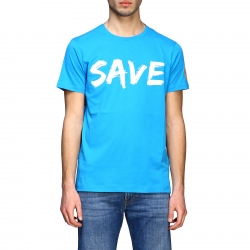 Save The Duck clothing, Code:  DT401M JESYX TURQUOISE