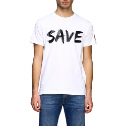 Save The Duck clothing, Code:  DT401M JESYX WHITE