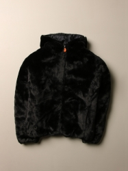 Save The Duck clothing, Code:  J3354G FURYY BLACK