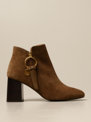 See By Chloé shoes, Code:  SB34132A12121 EARTH