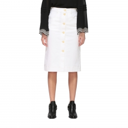 See By ChloÉ clothing, Code:  SDJ07163 WHITE