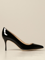 Sergio Rossi shoes, Code:  A43841 MVIV01 BLACK
