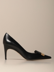 Sergio Rossi shoes, Code:  A78950 MAGN05 BLACK