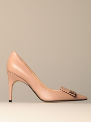 Sergio Rossi shoes, Code:  A78953 MAGN05 BEIGE