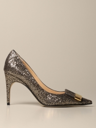 Sergio Rossi shoes, Code:  A78953 MTEL27 GOLD