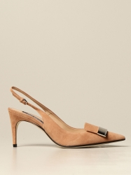 Sergio Rossi shoes, Code:  A80290 MCAZ01 LEATHER