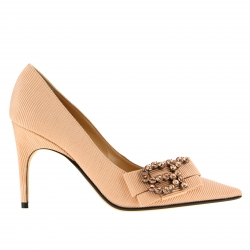 Sergio Rossi shoes, Code:  A83761 MTEZ78 NUDE