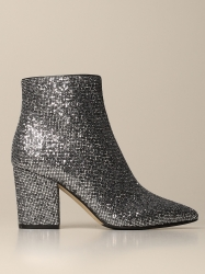 Sergio Rossi shoes, Code:  A85431 MTEL27 STEEL