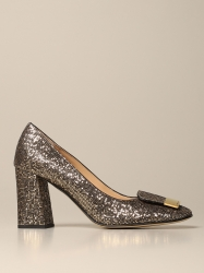 Sergio Rossi shoes, Code:  A86430 MTEL27 GOLD