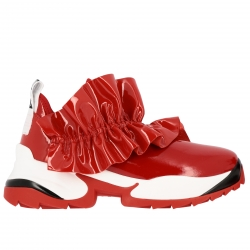 Sergio Rossi shoes, Code:  A87300 MFN803 RED