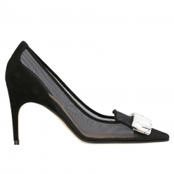 Sergio Rossi shoes, Code:  A88561 MFN867 BLACK