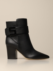 Sergio Rossi shoes, Code:  A89080 MMVR13 LEATHER