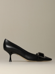 Sergio Rossi shoes, Code:  A90530 MFN595 BLACK