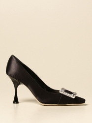 Sergio Rossi shoes, Code:  A92861 MTEZ02 BLACK