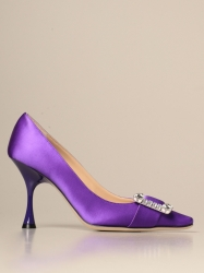 Sergio Rossi shoes, Code:  A92861 MTEZ02 ROYAL BLUE